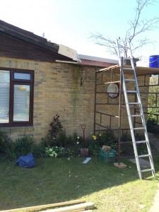 GRP Fibreglass Roofing, roofing, tenterden, RT Alkin, fibreglass, roofing