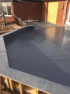 GRP Fibreglass Roofing