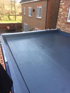 GRP Fibreglass Roofing, fibreglass flat roof, RT Alkin, fibreglass, flat roof