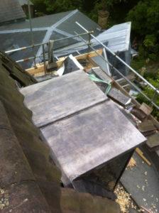 lead dormer windows, Rt Alkin Roofing