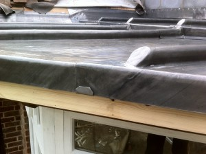 lead porch, lead canopy, RT Alkin Roofing, Roofing Rolvenden,