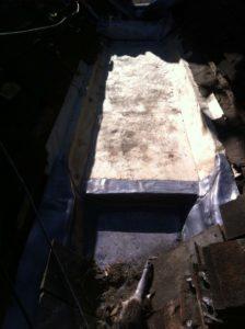 Lead Valley, RT Alkin Roofing, roofing biddenden
