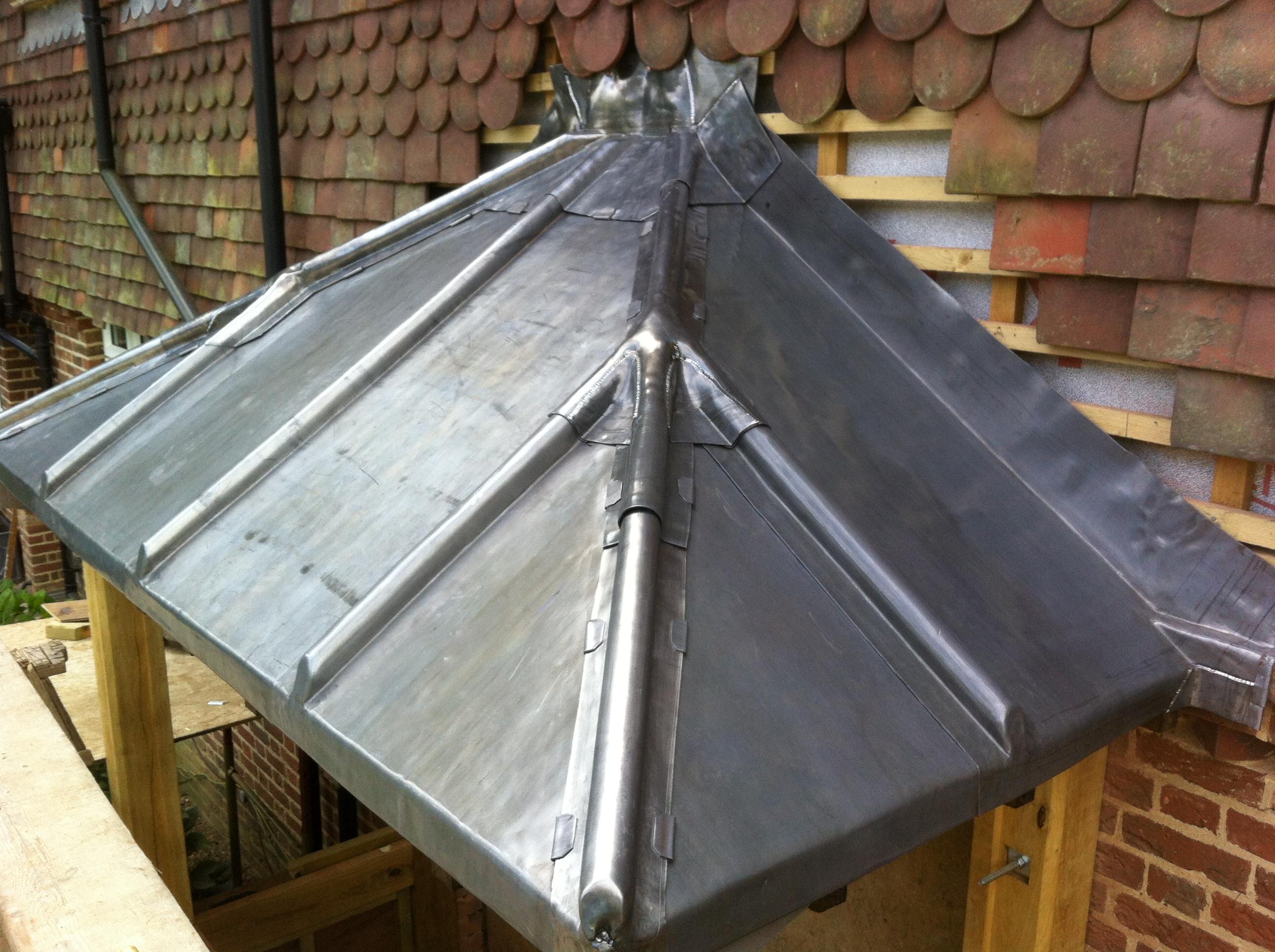 lead porch sevenoaks, Rt Alkin Roofing, roofing Sevenoaks