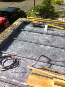 lead flat roof, Rt Alkin Roofing, roofing winchelsea,