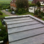 lead flat roof, RT Alkin Roofing,